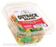 Wiley Wallaby Outback Beans with Chewy Red Licorice Centers