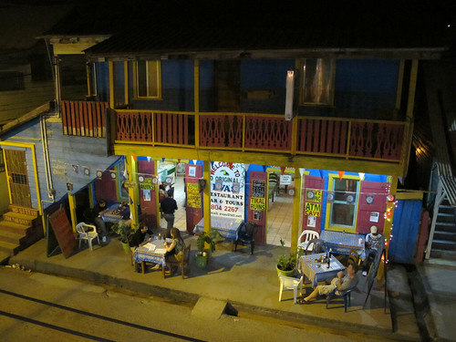 Eva's Bar and Grill in San Ignacio, Belize