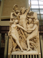 Carpeaux's 'The Dance' (Aidan McRae Thomson) Tags: sculpture paris france art museum gallery museedorsay jeanbaptistecarpeaux thedance ladanse