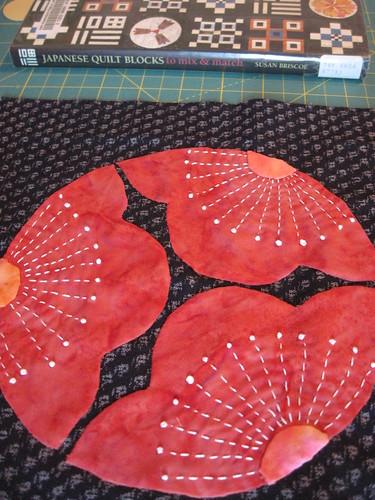 Mitsu Ume - Three Plum Blossoms
