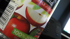 100% Pure Apple Juice (January 27, 2010) [315/365]
