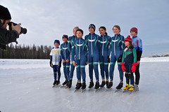 Outdoor Ice Oval - Prince George Blizzard