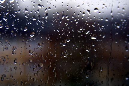Lluvia... un descanso