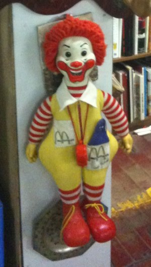 Creepy Ronald