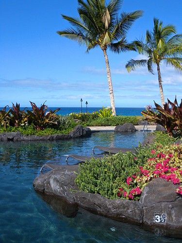 Pool at Hali'i Kai in Waikoloa