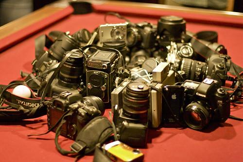 Camera Orgy