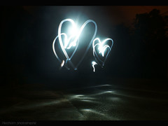 Love light trails