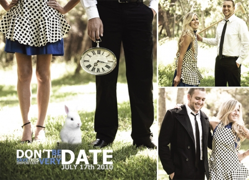 I do it yourself dont be late save the date if youre planning on having an engagement or pre wedding shoot then its a good idea to think about your save the dates and invitations solutioingenieria Choice Image