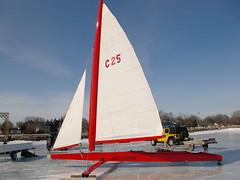 Northwest Ice Yachting Association Regatta