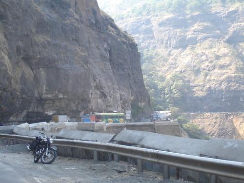 My Bull at Lonavla and Kandala ghats