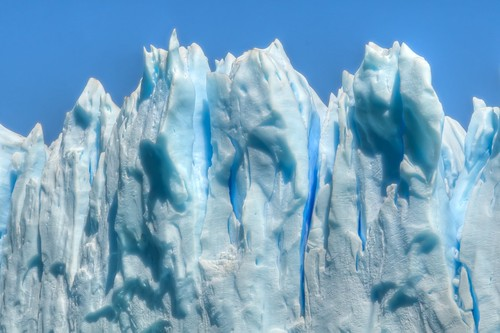 Glacier Close-up