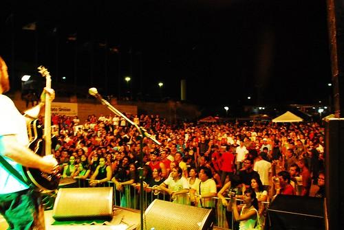 Nevilton - Festival Calango por Compacto.REC.