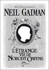 4345040154 bdcff03c77 m Top 100 Childrens Novels #53: The Graveyard Book by Neil Gaiman