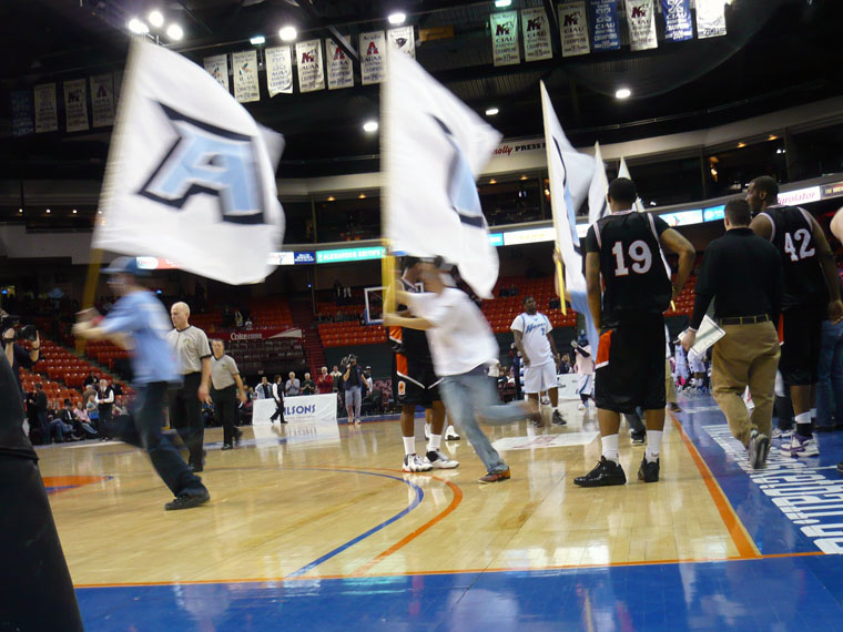 Rainmen Flagmen
