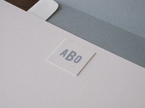 Men's Monogram Stationery