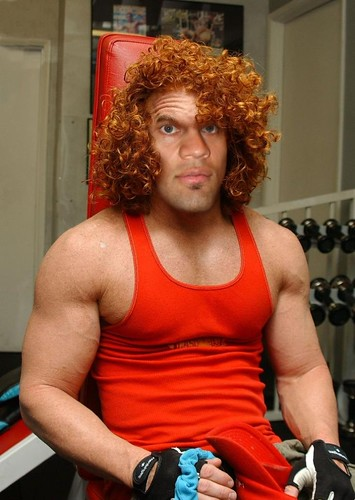 Josh Koscheck Carrot Top