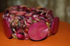 DSC_0033 (elisabetta mastrosimone) Tags: lana braccialetto alluncinetto