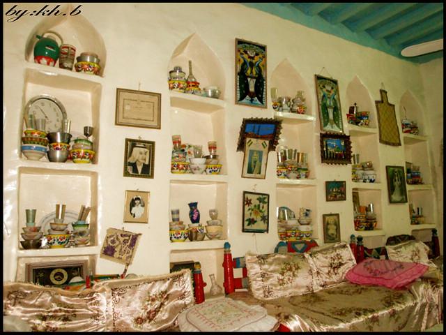 مجلس عربي قديم ...