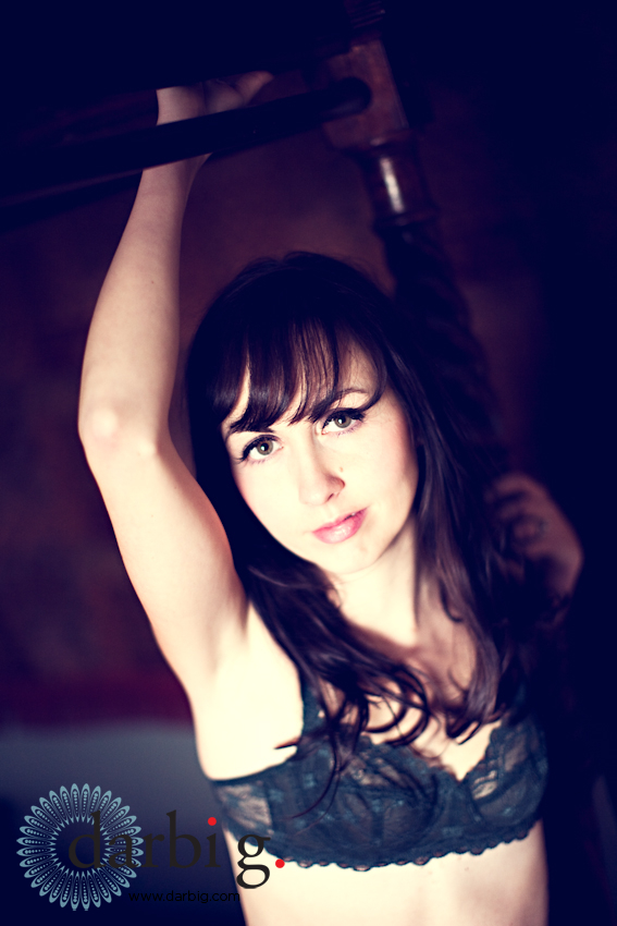KAnsas City boudoir photographer