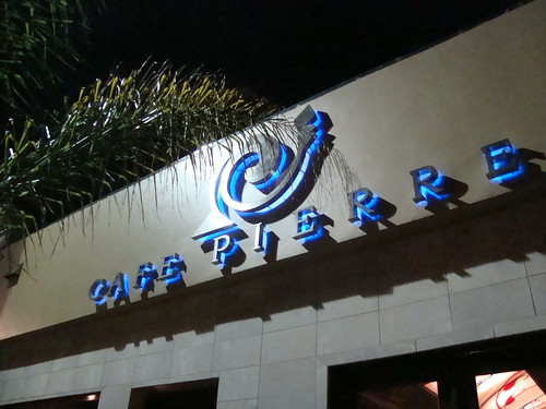 Cafe Pierre exterior