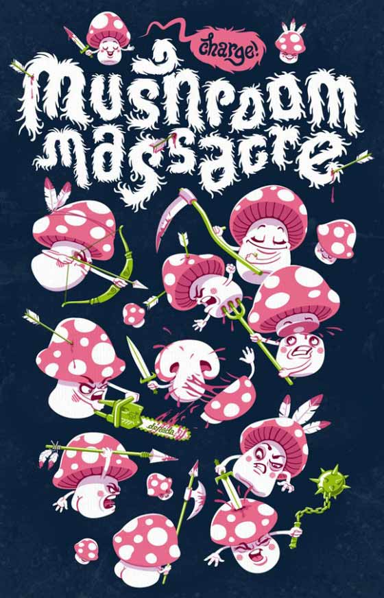 Threadless-playera