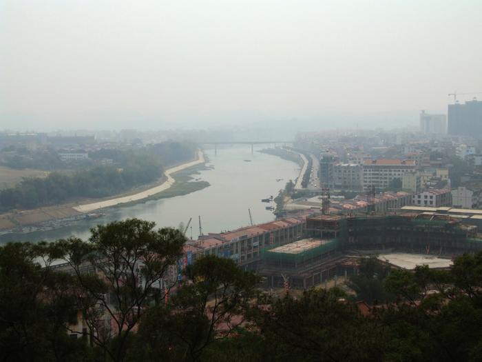 hazy city 700
