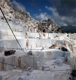 Canteras de mármol de Carrara