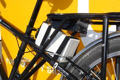 Yuba el Mundo - Battery (Yuba Riders) Tags: bike electric utility cargo assist motor mundo yuba