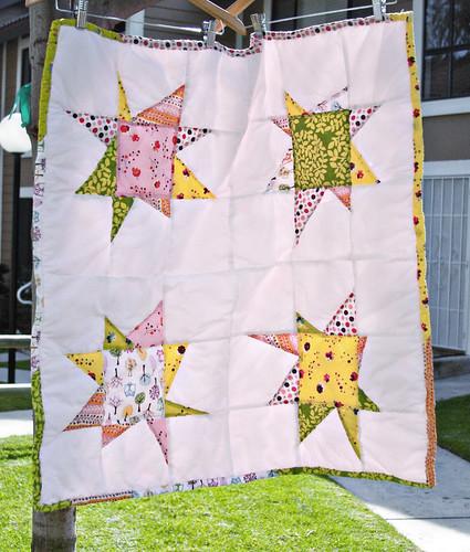 My Star Quilt