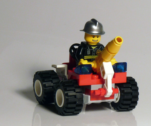 30010 LEGO CITY Fire Chief Impulse - ACTION