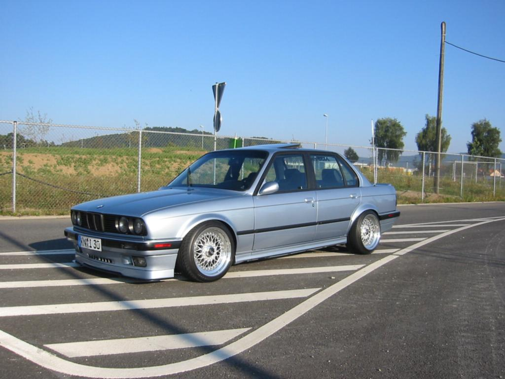 Wheel Fitment Could Use Advice From E30 Owners