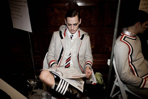Jakob Hybholt3569_FW10_NY_Thom Browne BS(Dazed Digital)