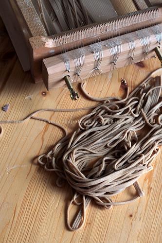 Spaghetti alla chitarra al Primitivo di manduria