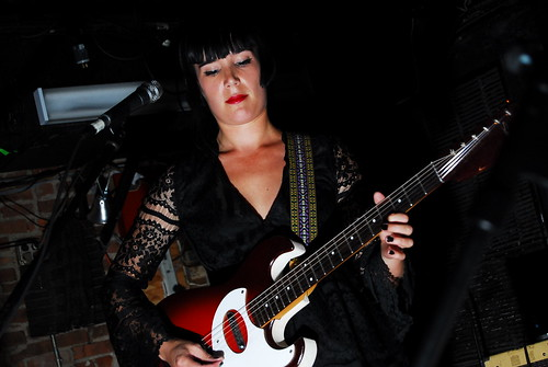 Dum Dum Girls at Mercury Lounge