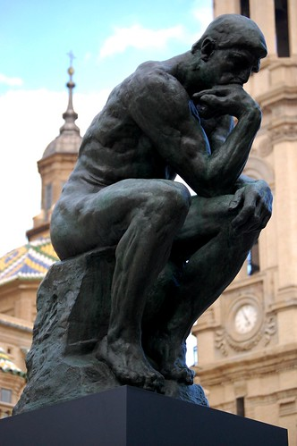 El Pensador de Rodin 02