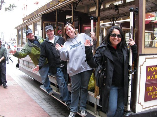 Cable Car Group Photo