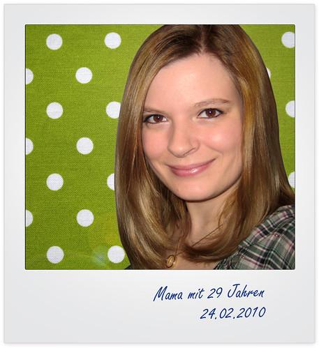 Mama mit 29 Jahren (24.02.2010)