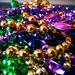 55/365: Mardis Gras Beads