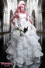 Princess Euphemia cosplay Code Geass Anime (VampBeauty) Tags: anime japan comics asian cosplay manga otaku vampy crossplay lindale codegeass theunforgettablepictures princesseuphemia vampbeauty vampybitme