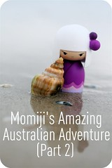 Momiji's Amazing Australian Adventure