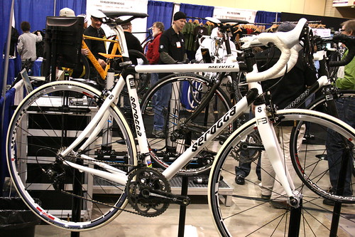 2010 NAHBS Morning of Day 2