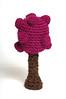 tree2 (callie callie jump jump) Tags: tree art vermont handmade crochet fiber amigurumi freeform urbanfarmgirl