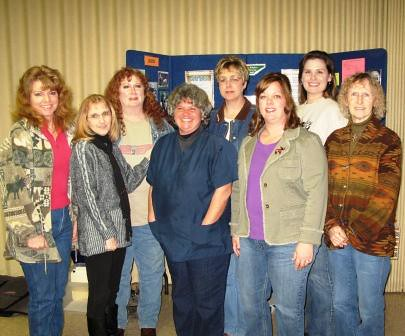 TDA Officers 2010ws