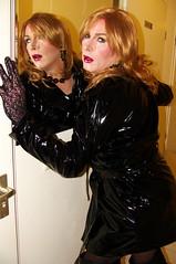 power in the mirror (Gloria Vulcano) Tags: show party sexy love beautiful beauty disco model crossdressing queen tgirl transvestite girlpower dragqueen diva crossdresser travestie travestiet
