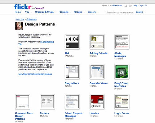 Design Patterns for UI