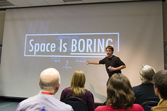4454 Ignite Talk - Space Is Boring - Andy Cochrane