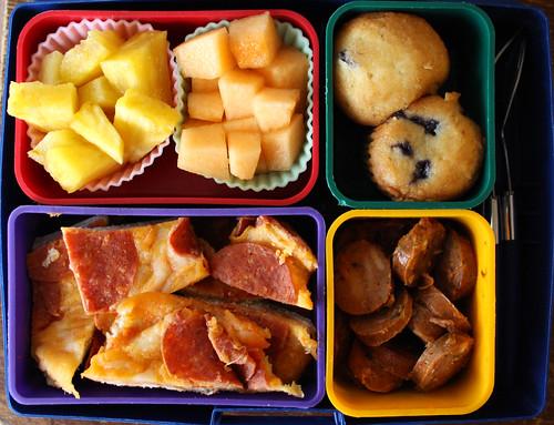 Kindergarten Bento #296: March 2, 2010