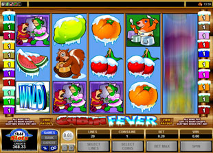 Cabin Fever slot game online review