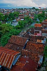 Kampung Kali Cho-De 2 (AndreasOtto) Tags: street city travel travelling indonesia java village yogyakarta jogjakarta kampung slum dweller agakhan