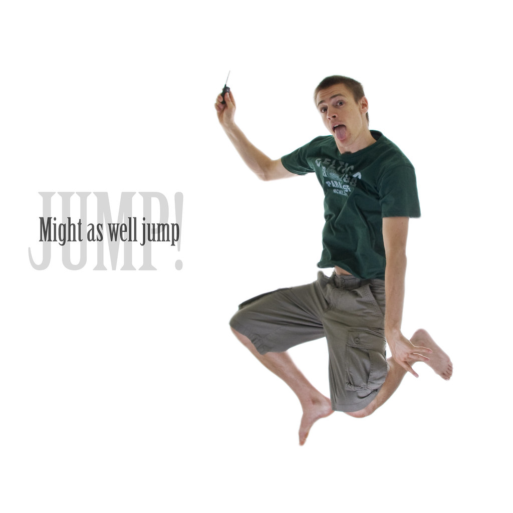 Day 63 - Jump (Video Tutorial)